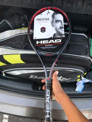 Raqueta HEAD Graphene 360+ Prestige TENIS NUEVA