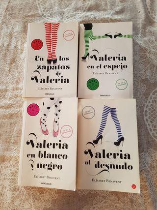 Colección En los zapatos se Valeria.