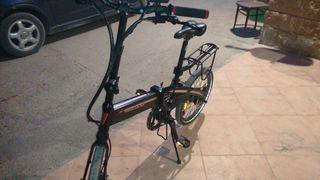 Bicicleta Eléctrica plegable Hercules
