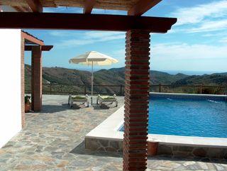 Alquiler vacacional - casa con piscina privada