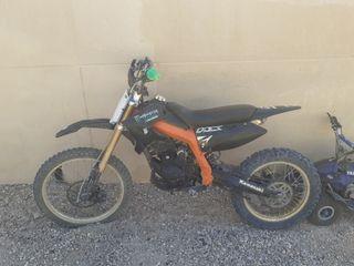 Motos Montesa y Yamaha