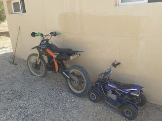 Motos Montesa y Yamaha