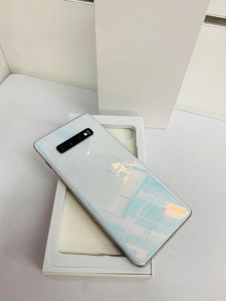 Samsung GALAXY s10 plus 128gb blanco