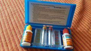 Medidor ph y cloro