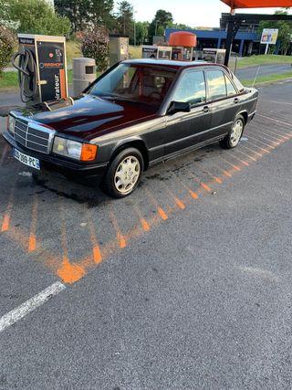 Mercedes-Benz 190 automatico