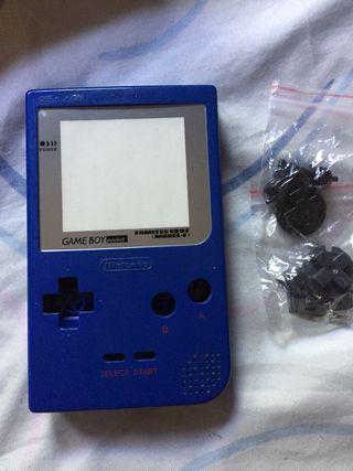 Carcasa Original Game Boy Pocket