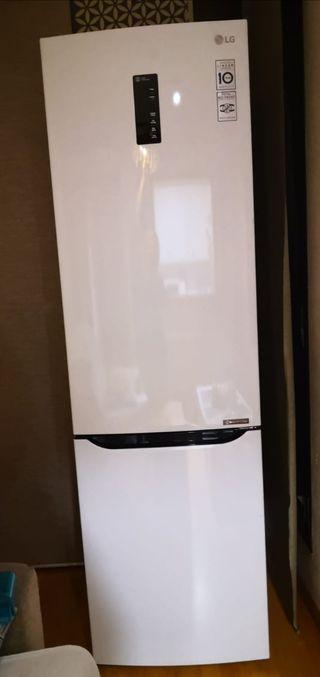 frigorífico lg combi 190cm