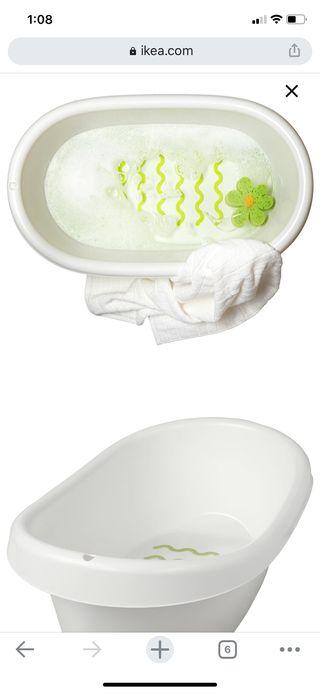 Bañera de ikea