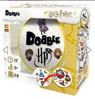 Juego de mesa DOBBLE HARRY POTTER ¡NUEVO!