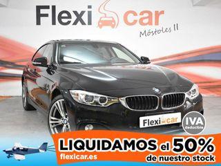 BMW Serie 4 420d xDrive Gran Coupe