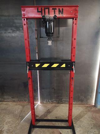 prensa hidráulica 40 ton