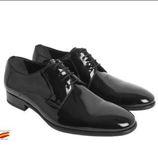 Zapatos charol Novio