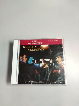 THE ALLNIGHTERS. CD