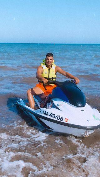 moto de agua yamaha 800gpr