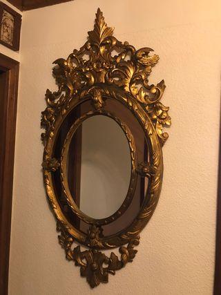 ESPECTACULAR espejo veneciano!