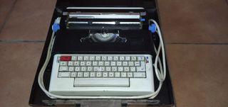 máquina de escribir olivetti lettera 36