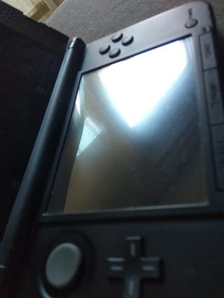 NINTENDO 3DS XL + funda + juegos + tarjeta juegos