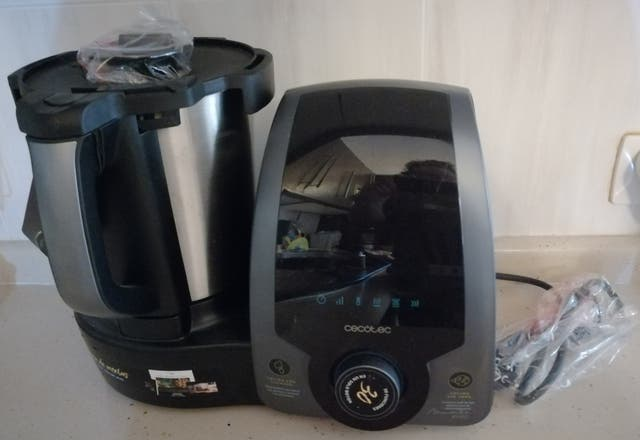 Robot de cocina multifunción Mambo 8090 nuevo
