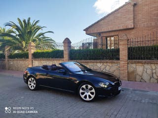 impresionante BMW Serie 6 cabrio!! acepto cambio !!