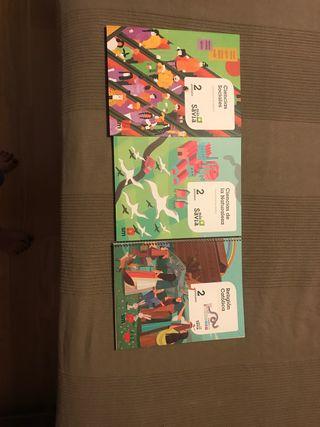 Libros segundo de primaria