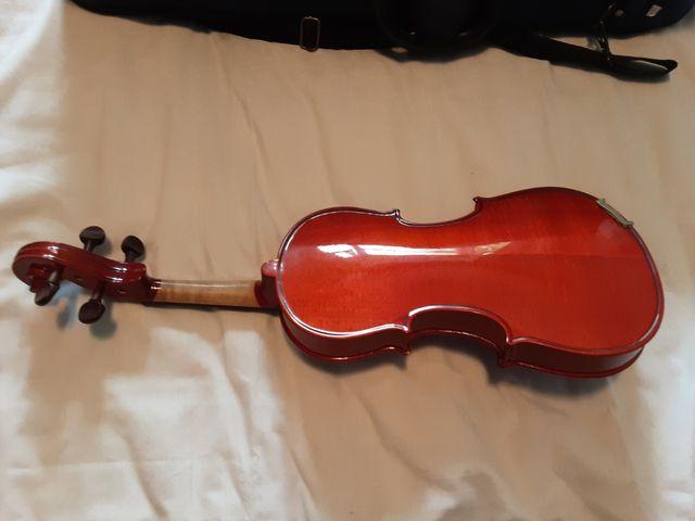 violin, half size