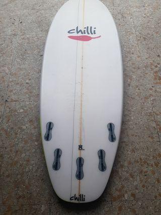 Tabla de surf Chilli Cherry Peppa
