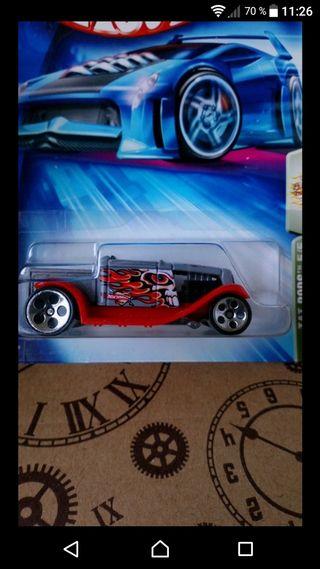 Hooligan Tat Rods. Hot wheels 2003