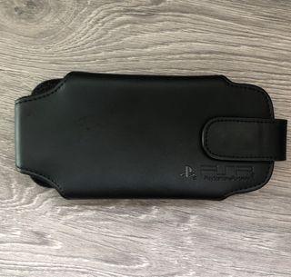 Funda de piel PSP