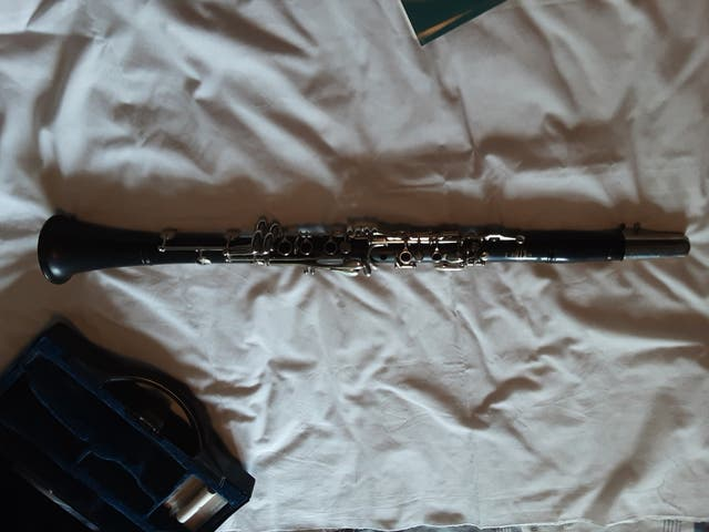 clarinet, Buffet B10