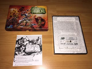El Capitan Trueno juego original Spectrum