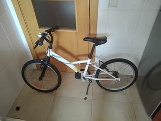 Bicicleta de b twin 21 pulgada
