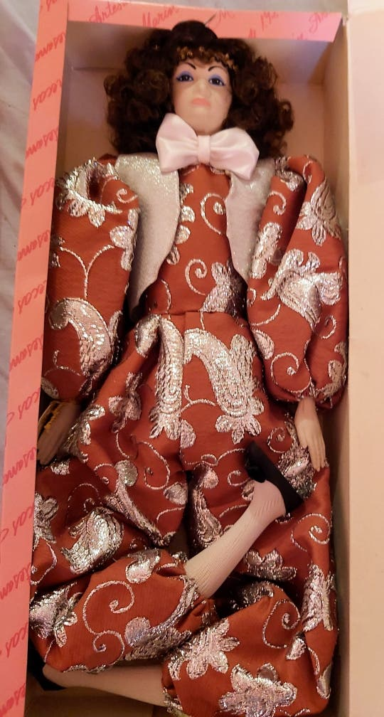 muñecas de porcelana vintage