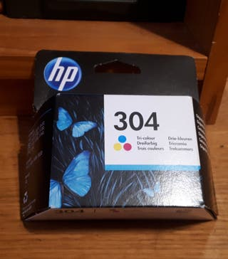 Cartucho color impresora HP