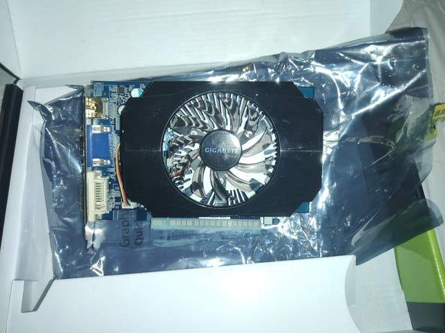 Tarjeta gráfica Gigabyte GT630 2GB