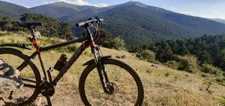 bicicleta eleven vortex aluminio mejorada