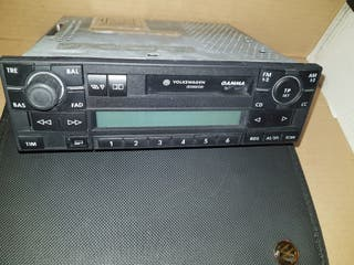 radio cassette coche vw gamma Mercedes audio 10