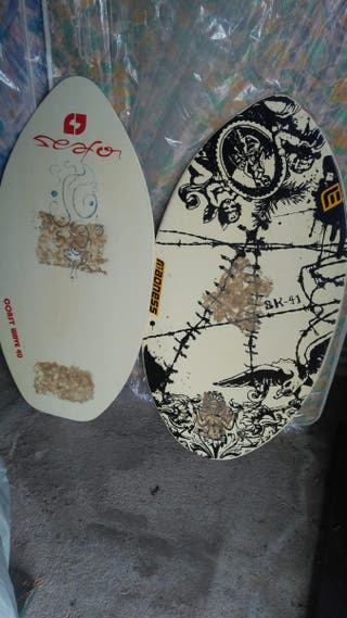Tabla skimboard