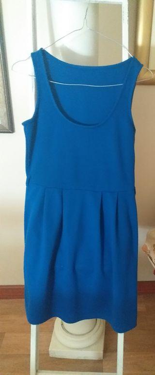 Vestido azul Sfera