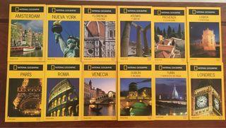Pack Guías de viaje varios países