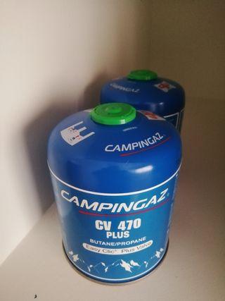 camping gas bombona