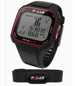 Reloj Polar Rc3 con pulsometro y GPS
