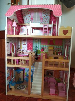 Casa de Muñecas demadera