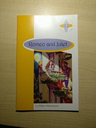 Libro Romeo and Juliet