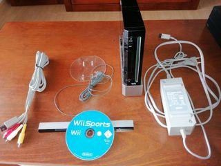 Wii Nintendo negra