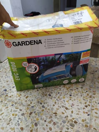 Escarificador Gardena sin estrenar