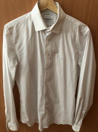 Camisa estampada Calvin Klein