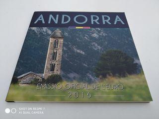 cartera 8 valores Andorra 2016