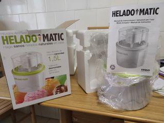"Heladera Artesana ""Helado Matic"""