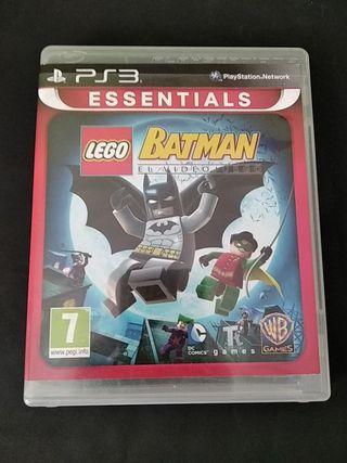 Batman el videojuego Lego