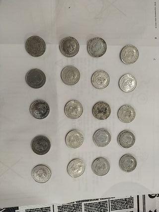 Lote Monedas 10 centimos